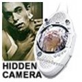 Splash Proof Shower Radio - Wireless Hidden Camera